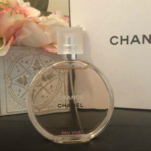 CHANEL Chance Eau Vive 3.4fl oz